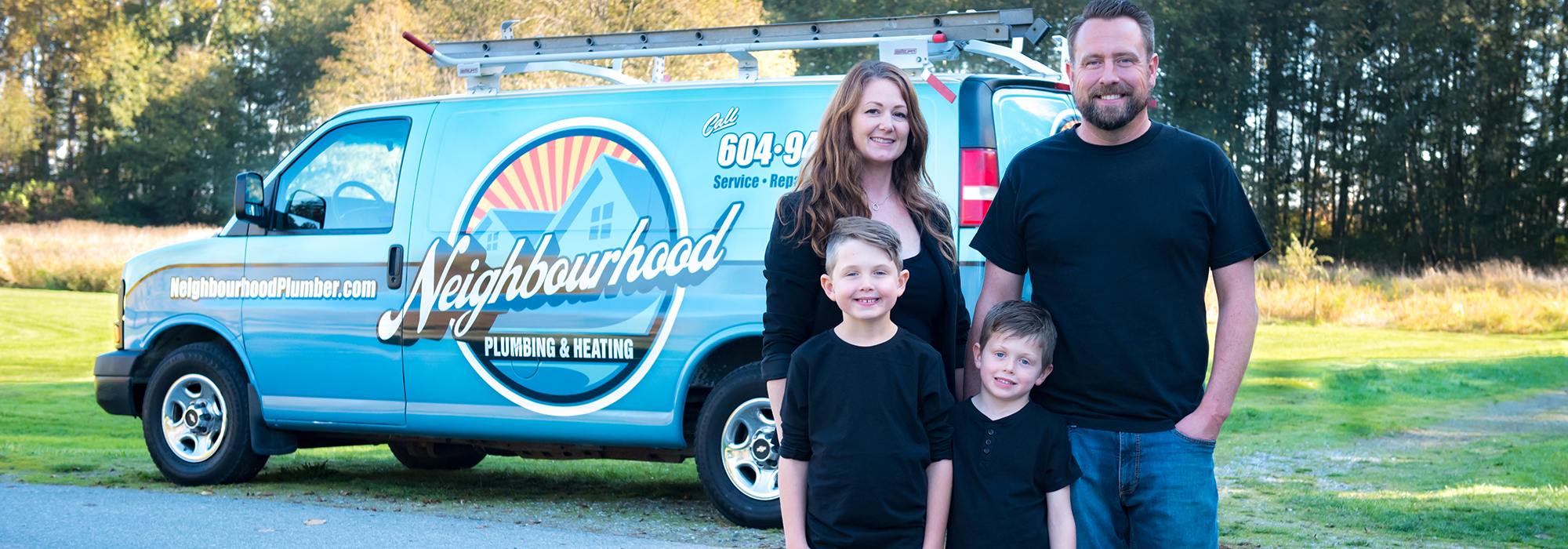 Family Owned and Operated plumbing and heading services South Delta